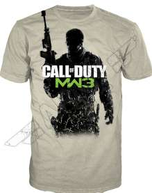 Majica Call of duty, MW3, Soldier