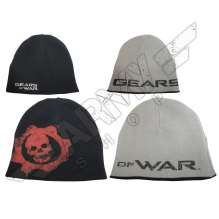 Gears of War Reversable Beanie (Black / Grey)