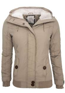 Damen Winter Jacke Andrea - Beige