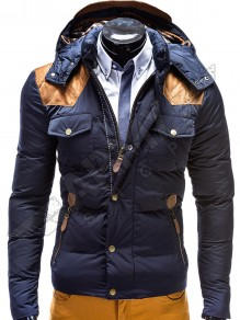 Herren winterjacke GREAT NAVY