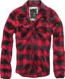 Check Shirt Flanell Hemd