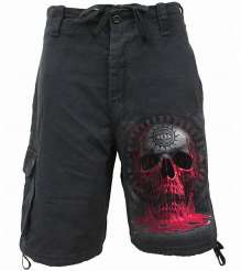 Herren Shorts Spiral Direct BLEEDING SOULS