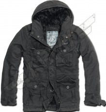 Herren Winter Army Jacke Vintage Diamond