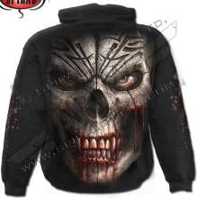 SKULL SHOCK Hooded