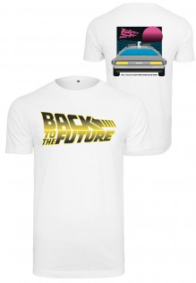 T-shirt Back To The Future Car