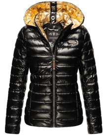 Navahoo Damen Winter Jacke Aurelianaa