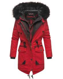Marikoo Damen Winter Parka Knutschkugel